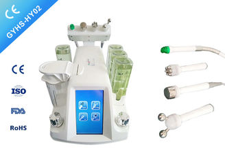 RF Ultrasound Portable Hydrafacial Machine , Pores Cleansing Hydro Peel Machine